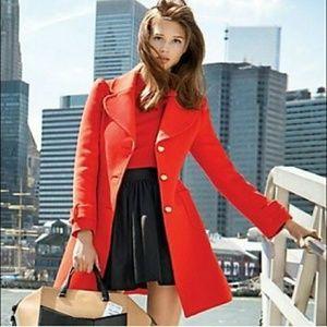 🆕 Kate Spade Eryn Wool Trench Coat